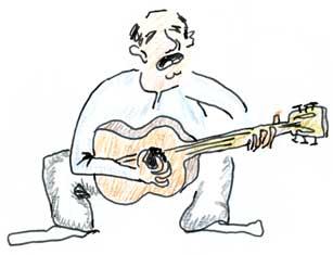 dibujo de Luis